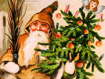 BELSNICKEL™ Perfume Oil: Roasted Chestnuts and Walnuts, Brown Sugar, Yellow Cake, Hollyberry, Dark Amber - Christmas Perfume - Winter Fragrance