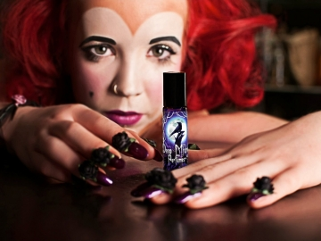 Lilith Dreaming™ Perfume Oil - Champaka Blossoms, Teakwood, Poppies, Pink Peppercorn, Vanilla, Patchouli - Supernatural