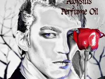 ALOYSIUS™ Perfume Oil - Old Wood, Rum, Leather, Sugar, Mint - Gothic Perfume - Pendergast