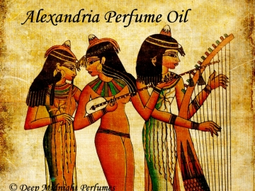 ALEXANDRIA™ Perfume Oil - Sweet Resins, Agarwood, Eastern Florals, Honey, Figs - Ancient Perfume
