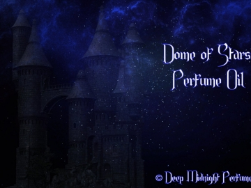 Dome of Stars Perfume Oil - Inspired by ELROND - sandalwood, orris root, lavender, myrrh, amber, evergreen -The Hobbit - Lord of the Rings