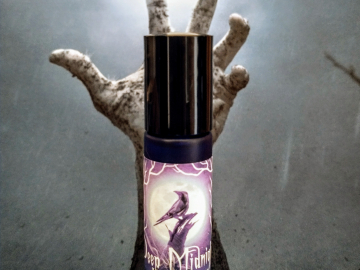 NEW! Zombies and Rats™ Perfume Oil - Rotting Grapes, Dark Amber, Dirt, Cloves and Spices - Halloween Perfume - Fall Fragrance